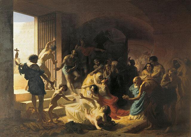 Prima persecuzione contro i cristiani