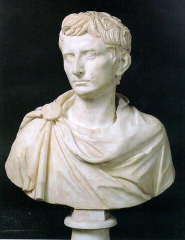 Ottaviano riceve il titolo di Augusto