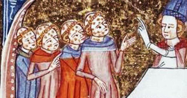 Epidemia di peste a Costantinopoli