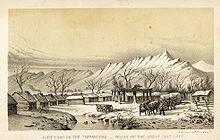 Battle at Fort Utah