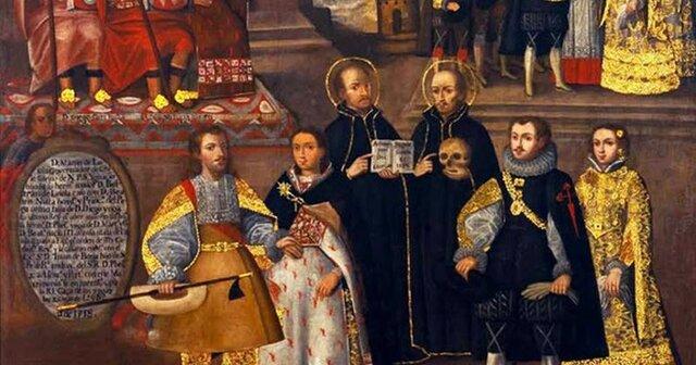 Órdenes Religiosas 1524