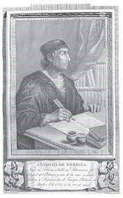 ANTONIO DE NEBRIJA (1441-1522)