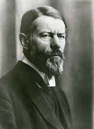 1864: Max Weber