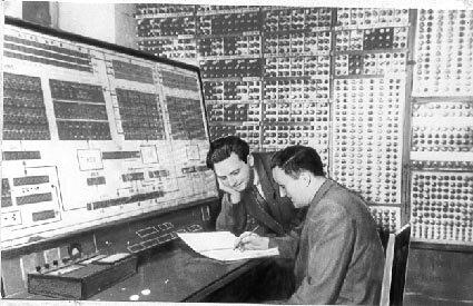 El ancestro de la computadora
