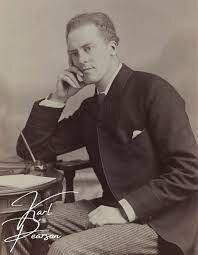 1857-1936 Karl Pearson