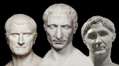 Primo triumvirato tra Cesare, Crasso e Pompeo