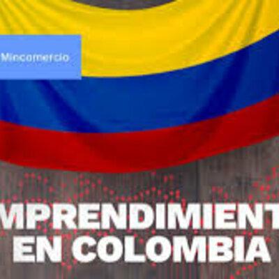Marco Legal del emprendimiento en Colombia timeline
