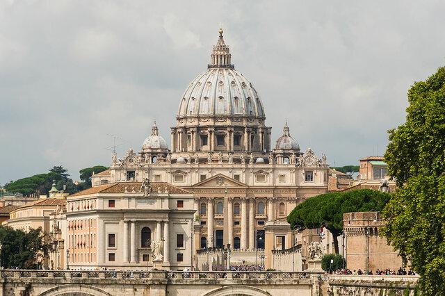 Fundación de la iglesia Católica