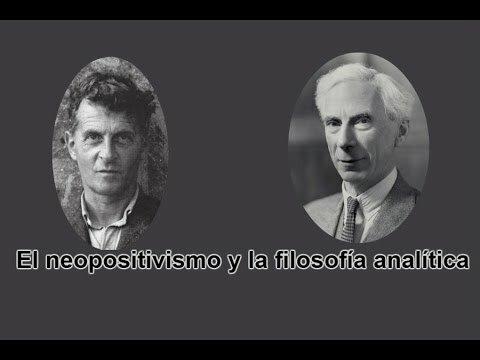 Neopositivismo y Filosofía Analítica