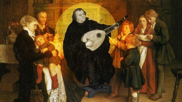 Lutero Movimiento de Reforma