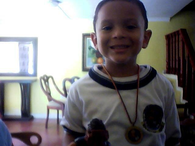 Mi primera Medalla