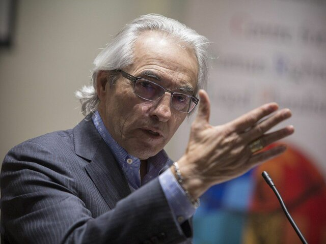 Phil Fontaine Speaks Out