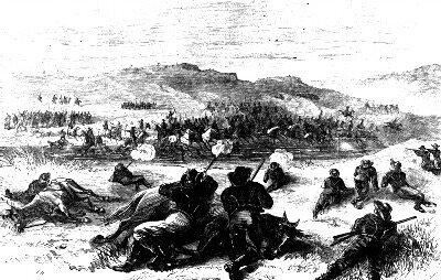 White River War