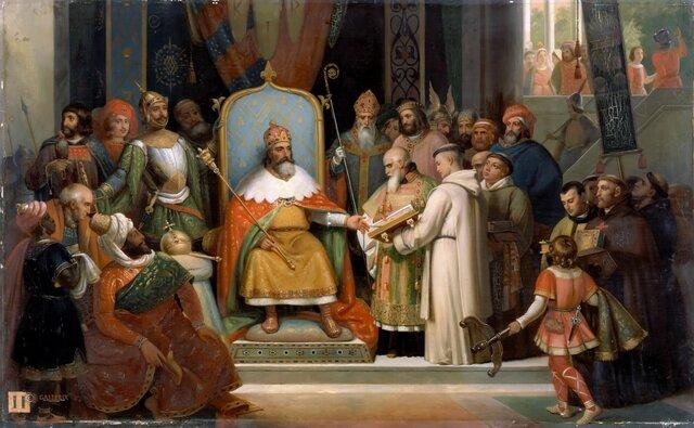 Renacimiento del imperio Carolingio