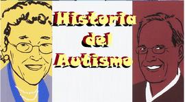 Historia del Autismo by Fernanda Cuatín Medina timeline