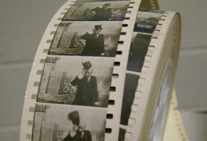 Paper film was developed