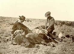 Buffalo Hunter War