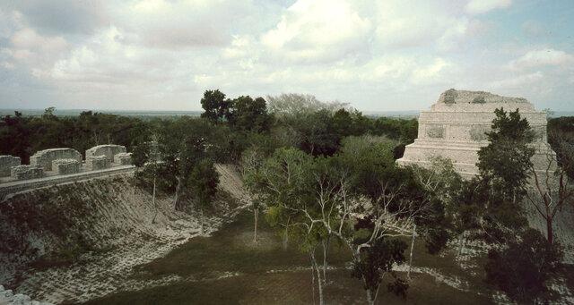 Templo I de Dzinbanché