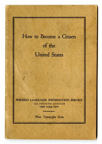 Naturalization Act of 1790- The Birth of American Citizenship