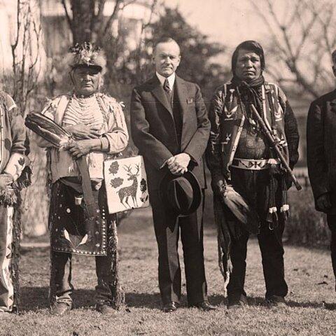 When Native American Citizenship was Recognized