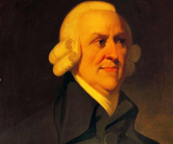 Adam Smith (1723-1790) Es considerado el padre d e la ciencia económica moderna
