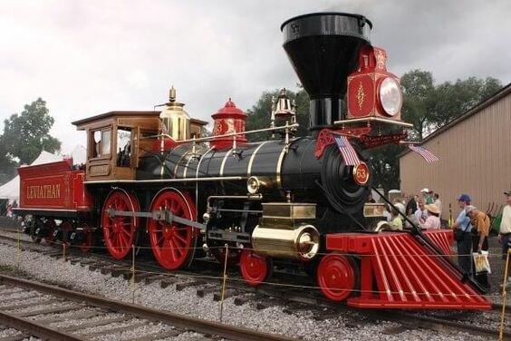 Locomotora de vapor