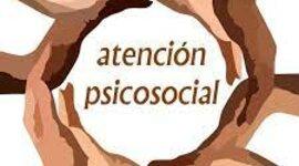 Enfoques de la atención psicosocial timeline