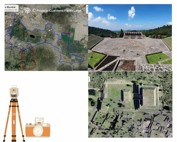 Innovación en las técnicas arqueológicas