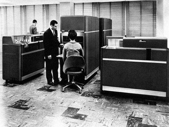 primera computadora en Mexico