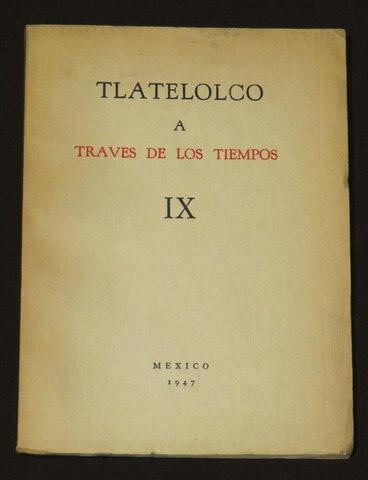 Excavaciones de Tlatelolco