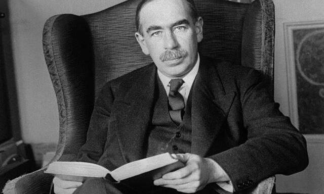 John Maynard Keynes (1883-1916)