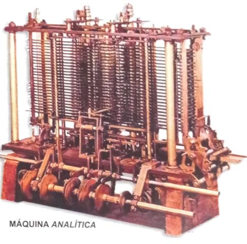 Máquina análitica