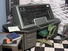 La UNIVAC (Universal Computer) .