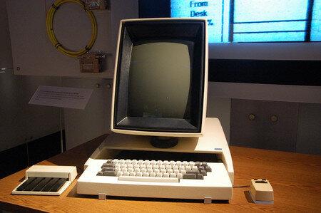 Invención del mouse y la interface gráfica