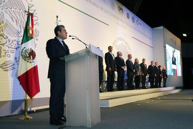 Se inauguró la segunda asamblea Plenaria del Consejo Nacional Técnico de la Educación.