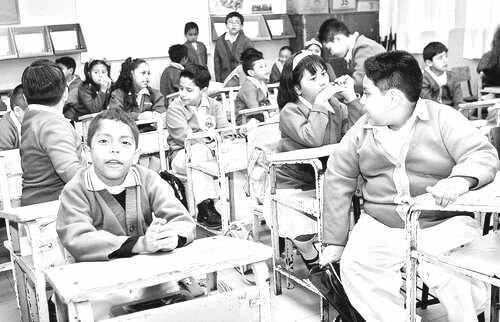 Se complementó un plan pidiendo un plan regional de expiación y mejoramiento de la educación primaria.
