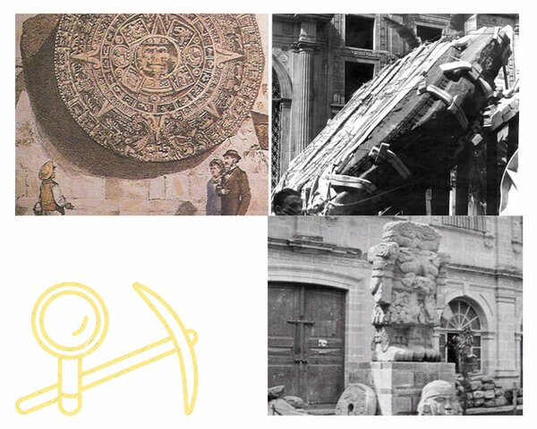 Descubrimiento escultural