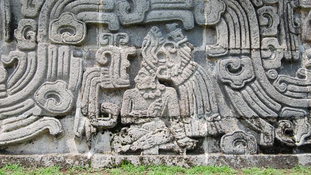 Descripción de Xochicalco