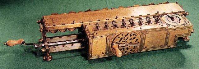 Maquina de Multiplicar de Leibniz