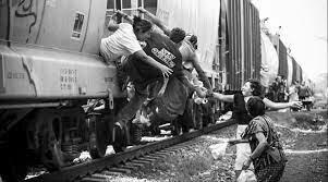 EL Ferrocarril VS las migraciones