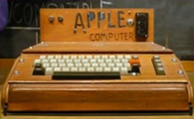 El Apple I