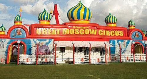 Circo de Moscú