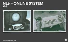 Sistema de Colaboración Informática - NLS, o el oN-Line System