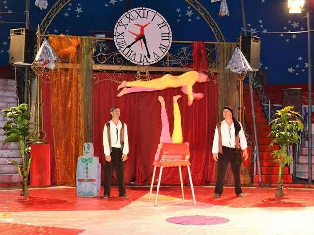 El Circo Nacional  (Cirku Kombëtar)