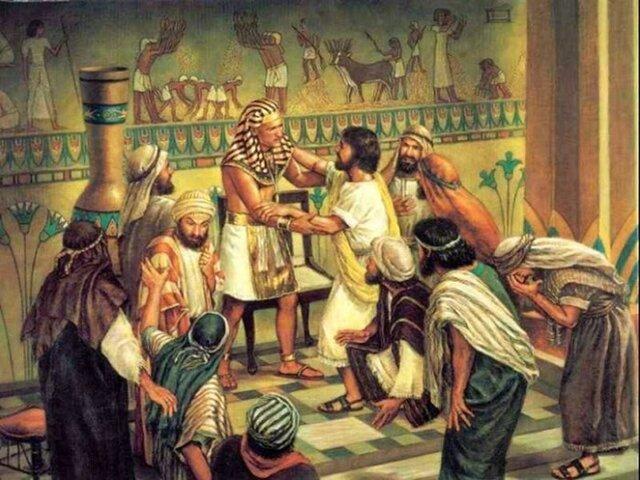 Las tribus y los jueces.