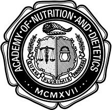 American Dietetic Association; hoy en día, Academy of Nutrition and Dietetics.