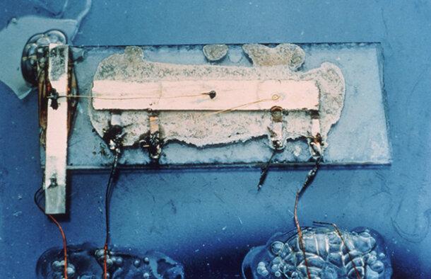 Creación del circuito integrado (Chip)