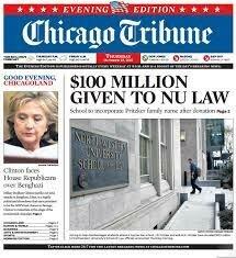 Primer diario digital - The Chicago Tribune