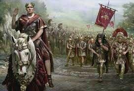 Campaña de Julio César en las Galias