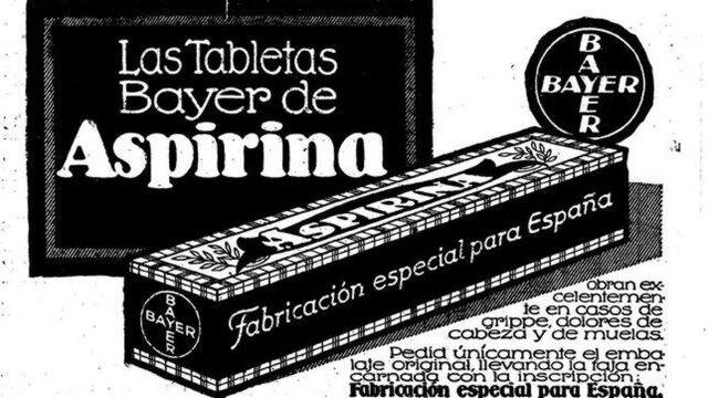La aspirina sale a la venta en todo el mundo y se convierte en uno de los medicamentos médicos más exitosos y adaptables de todos los tiempos.